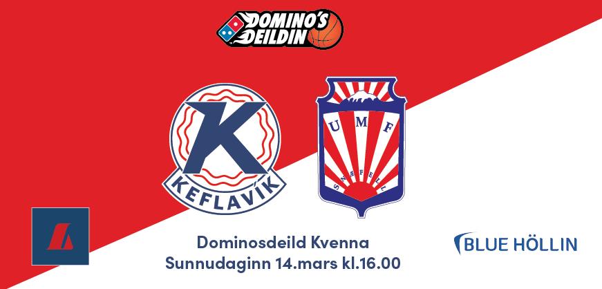 Keflavík vs Snæfell á mrg kl 16:00